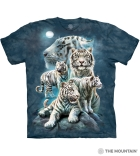 T - Shirt Weisse Tiger